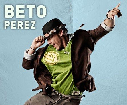 Beto Perez: found of Zumba